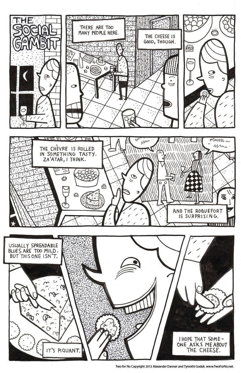 The Social Gambit